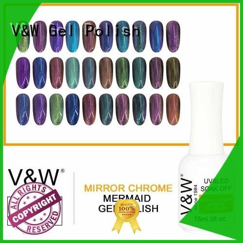 UV Gel Polish Wholesale solution chameleon Gel Polish Wholesale manufacture