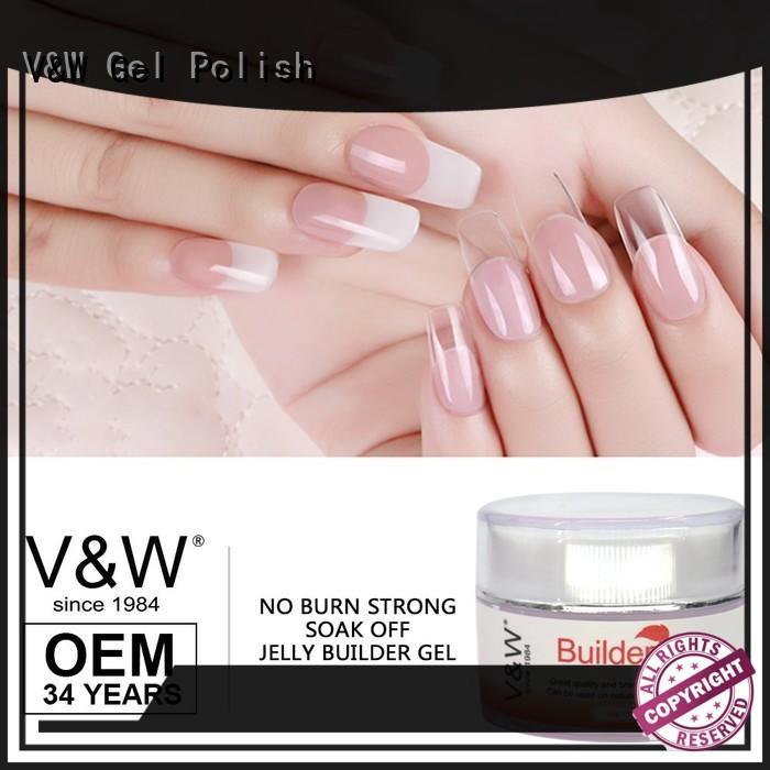 VW effect affordable gel nail polish manufacturer for wedding
