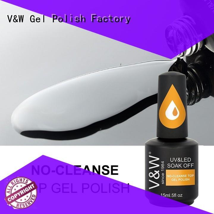 VW top soak off uv gel nail polish manufacturer for shopping