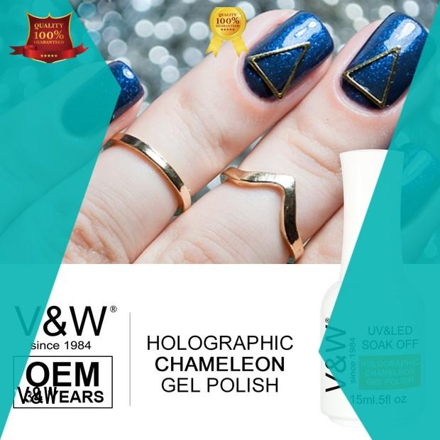 VW Brand art UV Gel Polish Wholesale liquild supplier