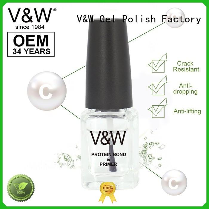 VW glitter uv gel nails for party
