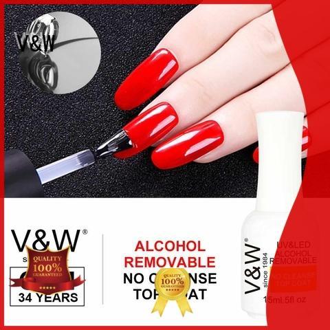 VW peel led nail polish manufacturer for wedding