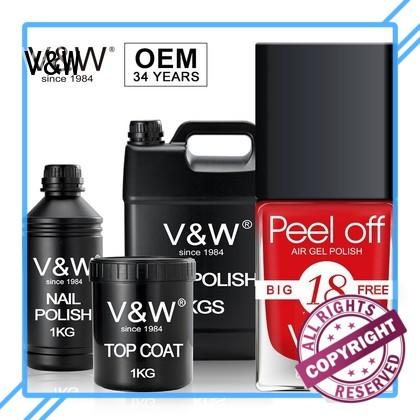 VW nail polish nail polish factory for evening party