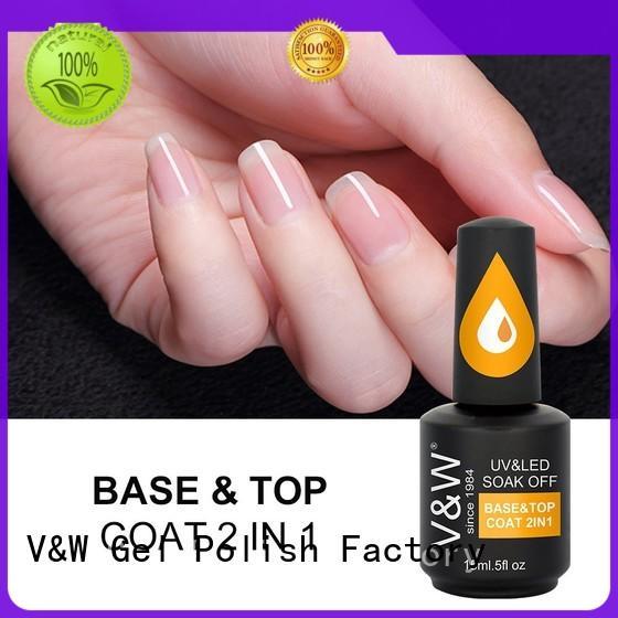 VW primer cheap uv nail polish manufacturer for home