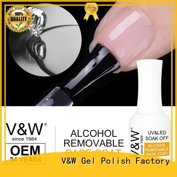 Quality VW Brand UV Gel Polish Wholesale color