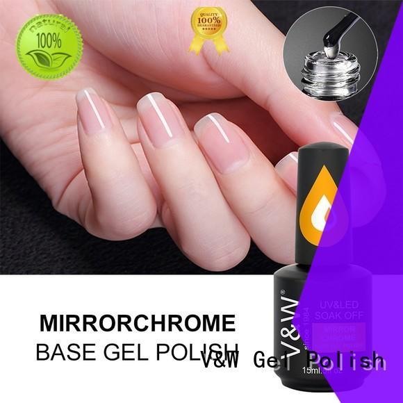 VW Brand colors 3d UV Gel Polish Wholesale primer(for