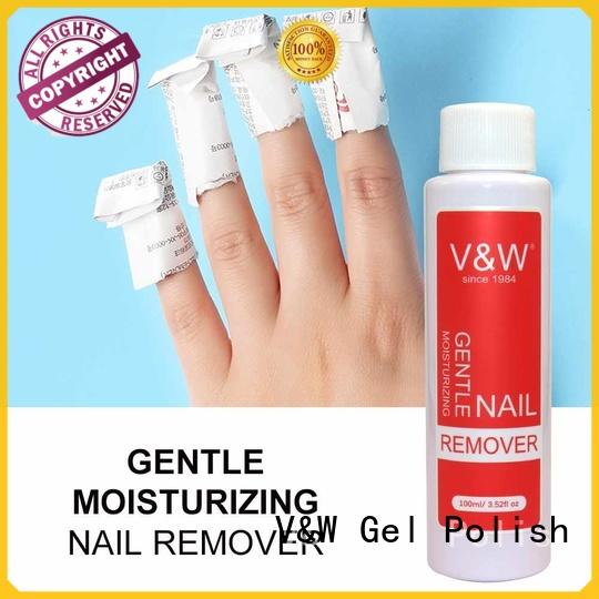 lasting nail 2in1 Wholesale Gel Nail Polish VW Brand company