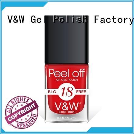 peel off new gel nail polish healthy factory for wedding