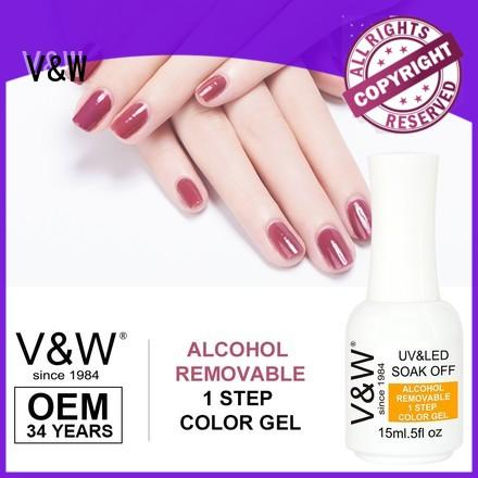 VW cleanse uv gel nail salon for sale for wedding