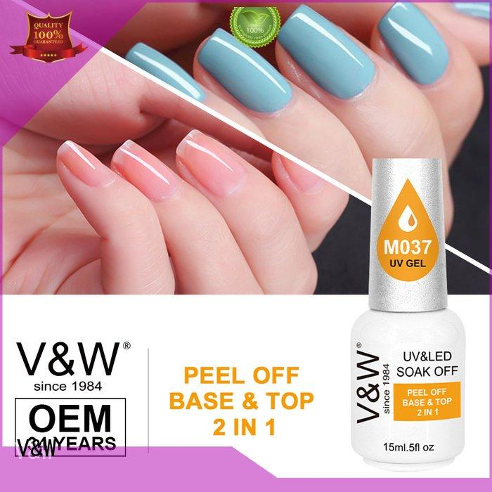 Quality UV Gel Polish Wholesale VW Brand acrylic Gel Polish Wholesale