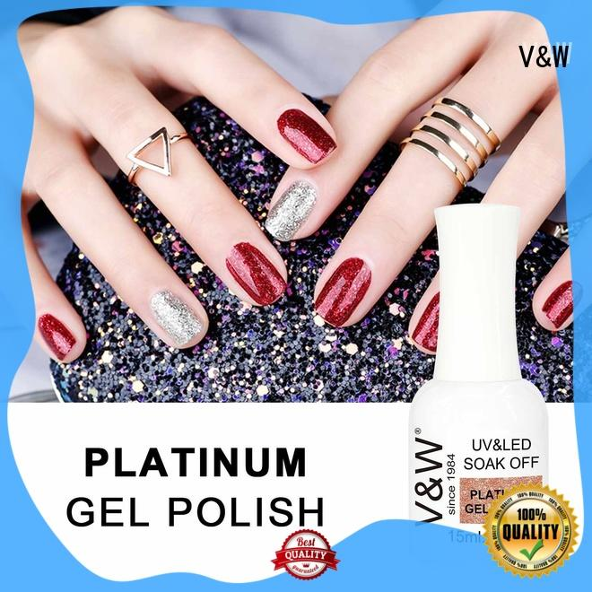 odorless uv cured nail polish 2in1 for sale for evening party
