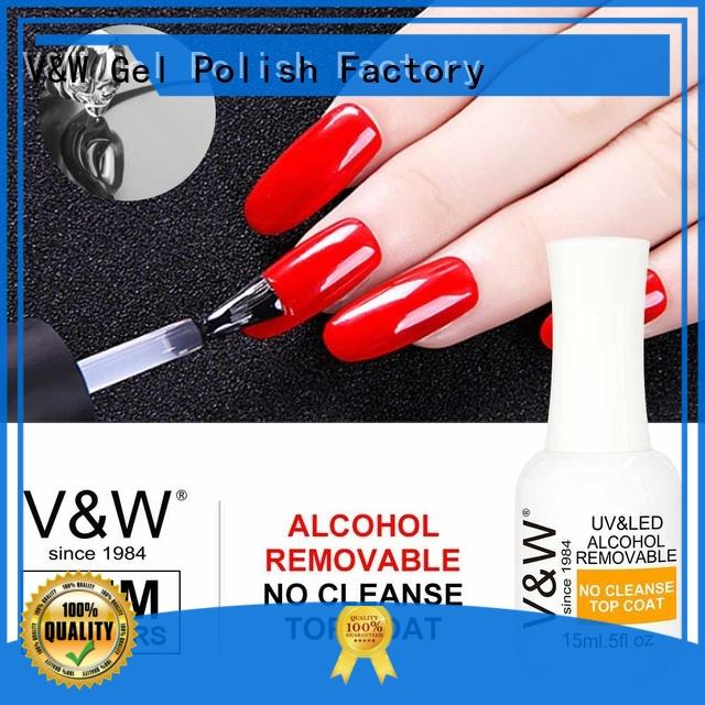 VW long lasting uv gel nail colours for sale for home