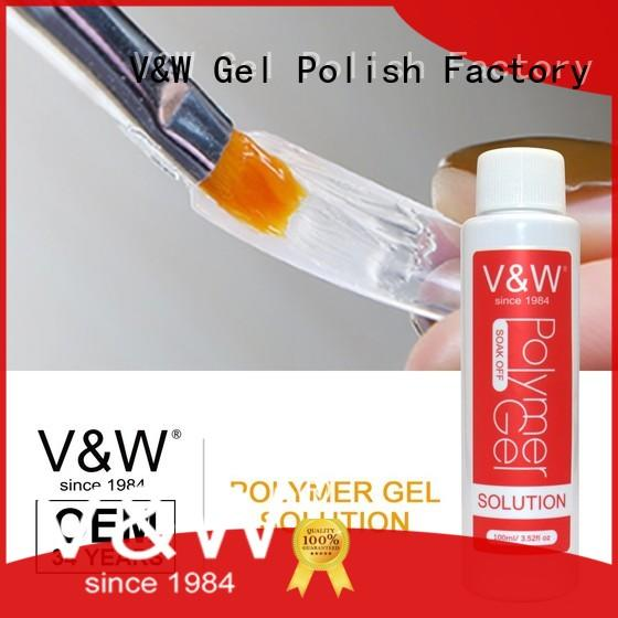 VW long lasting gel nail polish without uv lamp mood changing for daily life