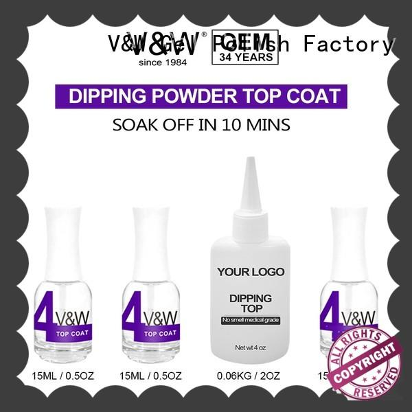 VW odorless solar nail powder colors smoothly for party