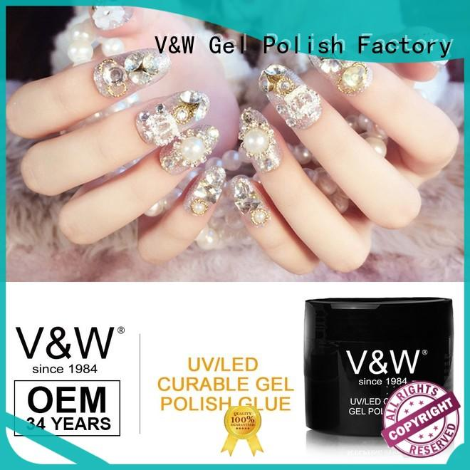 long lasting color uv gel nails led for sale for evening party