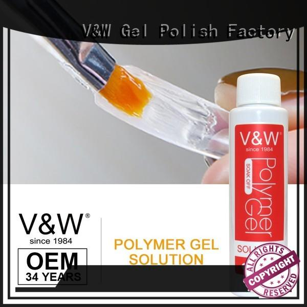 VW odorless opi uv nail polish for office