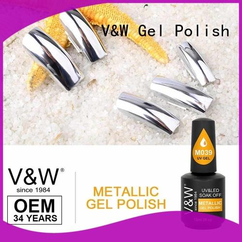 long lasting uv gel nail salon foil for shopping