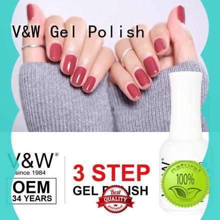 VW fast uv cured nail polish mood changing work
