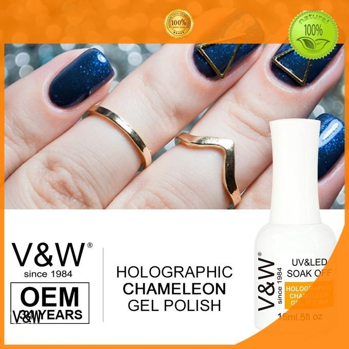 VW 3d opi uv nail polish for work