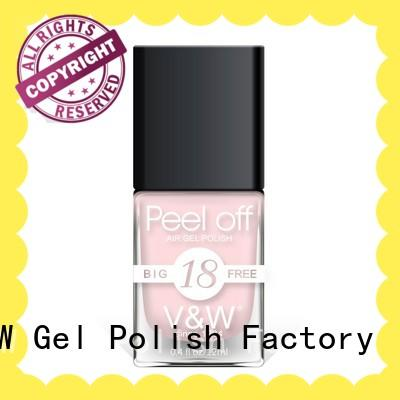 peel off metallic silver nail polish free factory for home