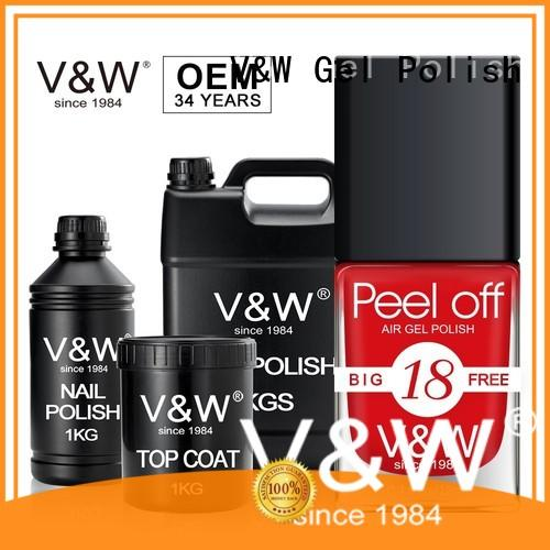 VW non nail polish to gel wholesale for office