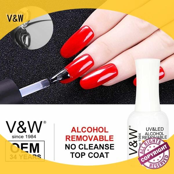 metallic private label gel nail polish manufacturers protector varnish for daily life