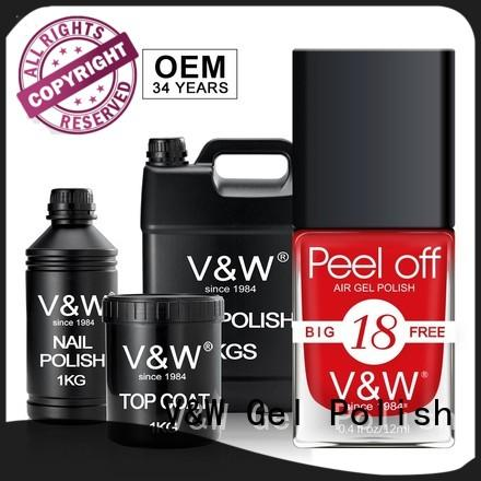 VW 2x fingernail polish colors eco friendly for wedding