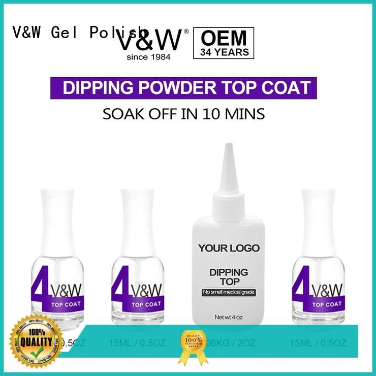 VW durable dip powder set supply for dinner