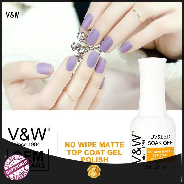 VW long lasting led gel manicure for daily life