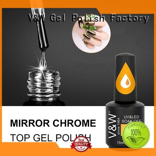 Custom magnetic Gel Polish Wholesale led VW
