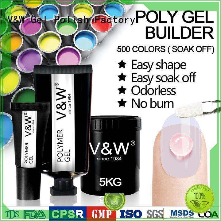 crystal acid) UV Gel Polish Wholesale VW