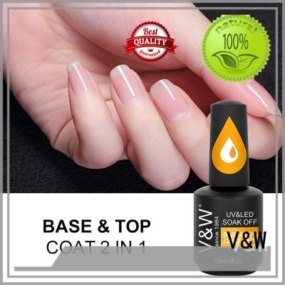 VW buffer uv gel nail set mood changing for evening party
