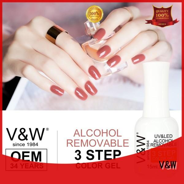 VW peel off uv nails for sale for party
