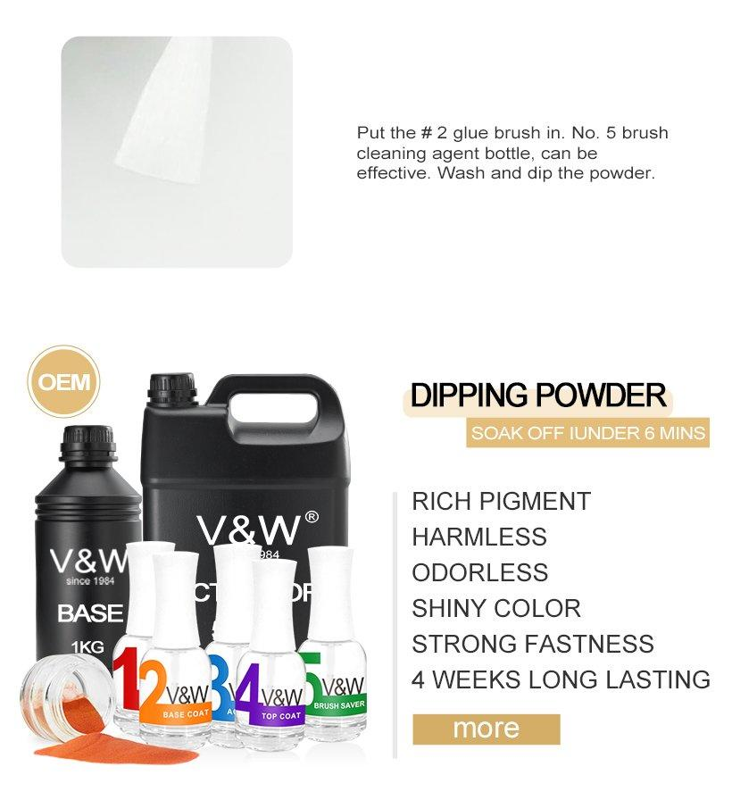 VW-Dipping Powder Brush Saver | Dipping Acrylic Powder-2
