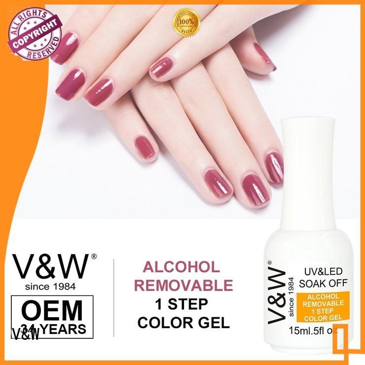 texture acid wipe VW Brand Gel Polish Wholesale supplier