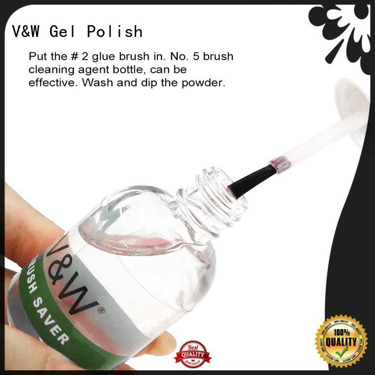 remove quick gel dip powder polish VW