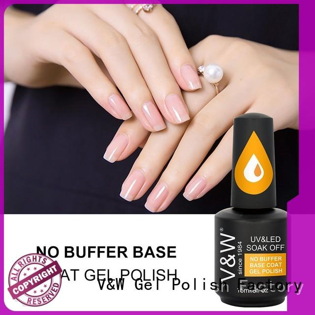 VW odorless uv nail paint mood changing for evening party