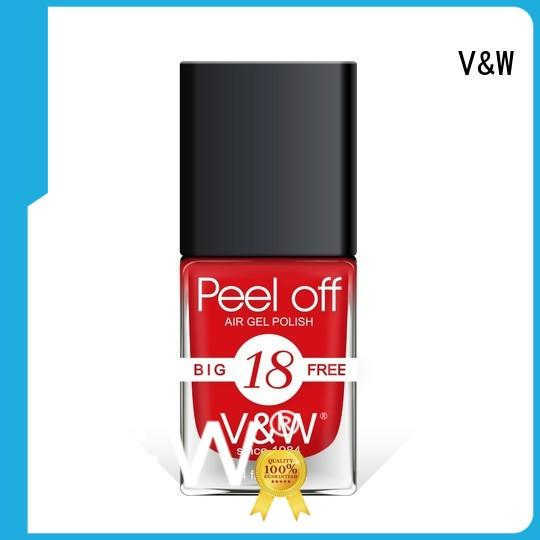 VW top nail polish wholesale for office