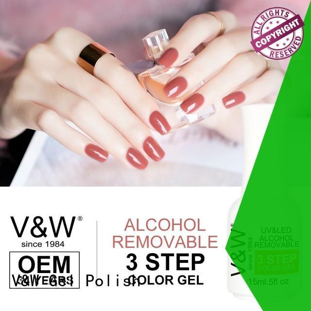 VW 30ml nail polish wholesale bulk for work