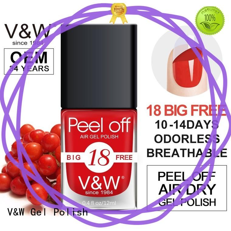peel off nail polish to gel cuticle) wholesale for evening party