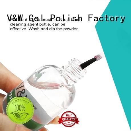 dip powder nail polish powder hot sale dip powder polish dip VW Brand