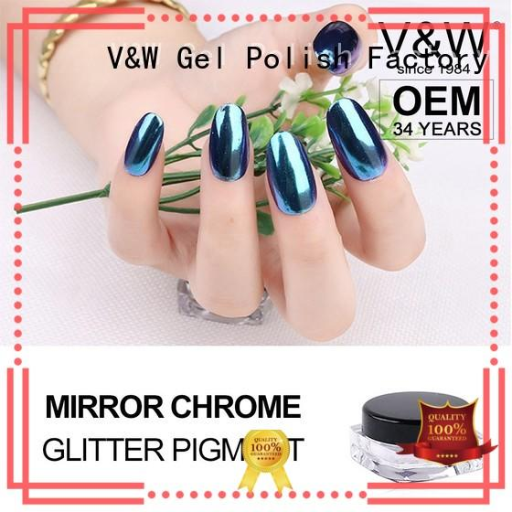 VW best gel polish without uv for work