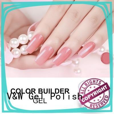 VW colors mini pink nail polish bulk mood changing for office