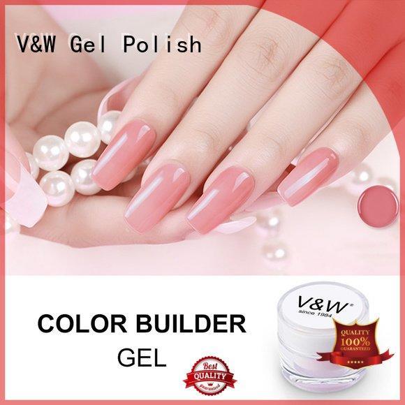 VW UV Gel Polish Wholesale slip air clear cleanse