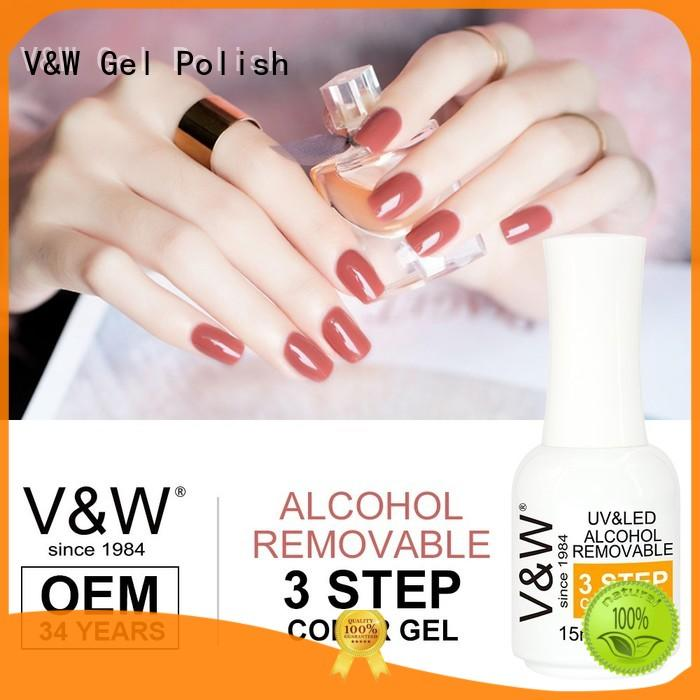 wholesale clear nail polish cat for daily life VW
