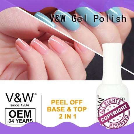 VW metallic affordable gel nail polish mood changing for shopping