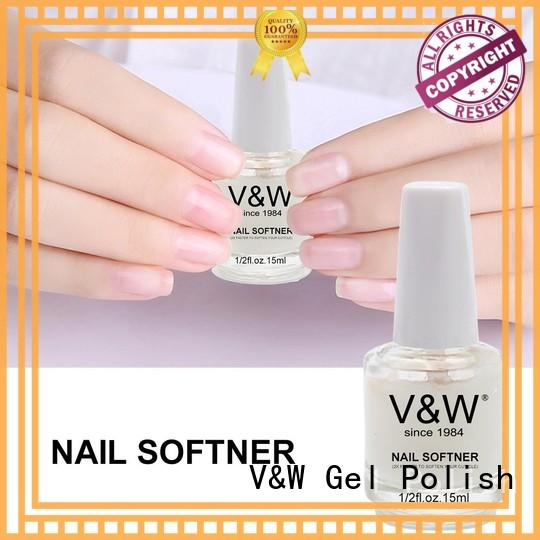 VW healthy silver gel nail polish eco friendly for office