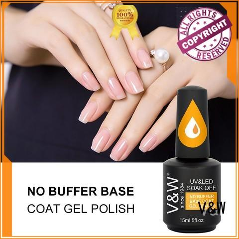 VW Brand marble extensions Gel Polish Wholesale manufacture