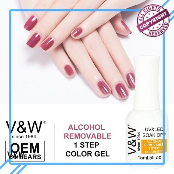 VW long lasting blue fingernail polish in bulk manufacturer for office