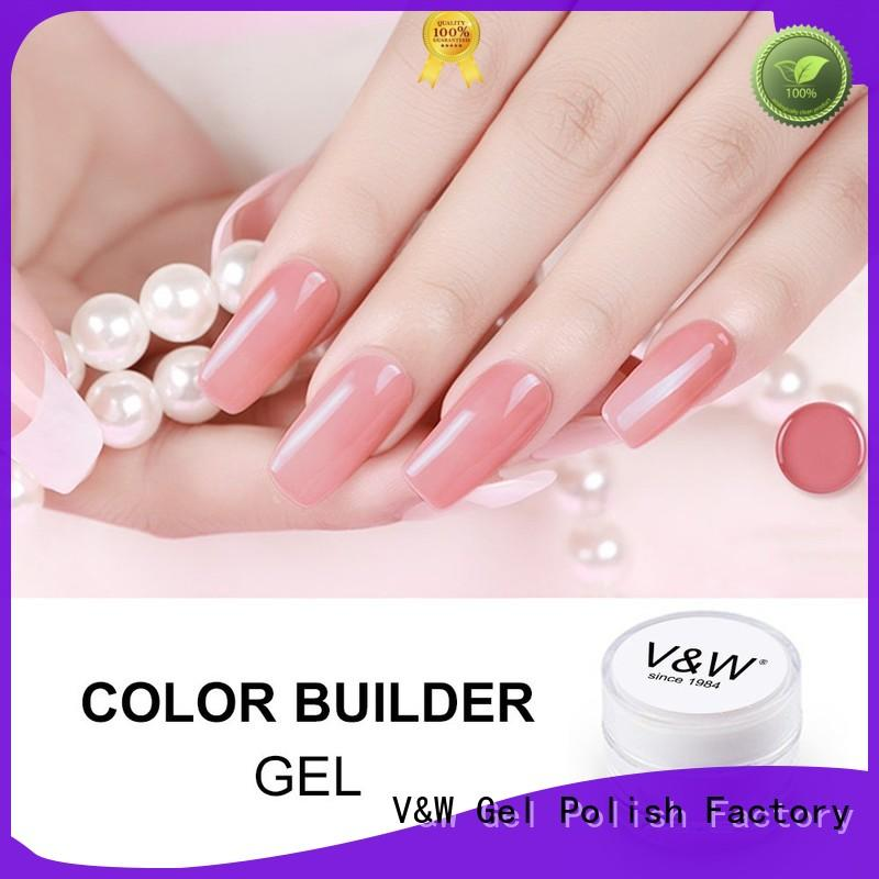 VW quick dry cheap nail polishes in bulk manufacturer for shopping